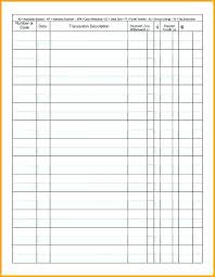 Image Result For Free Printable Check Register Template
