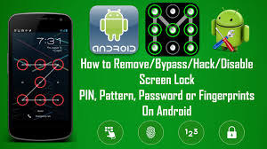 How To Break Pattern Lock On Android Phones Extraordinary Infographic] How To Bypass Android's Lock Screen Pattern PIN
