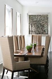 chic high back dining chairs with arms lavish styled high back dining chairs home design and