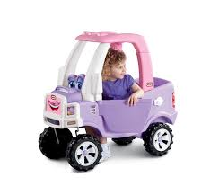 Pink ride on toys