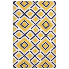 yellow indoor outdoor rug inspirational jill rosenwald by surya fallon maze navy sunshine yellow hand