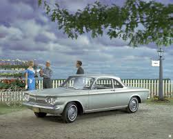 The Corvair: The Misunderstood, Revolutionary Chevy