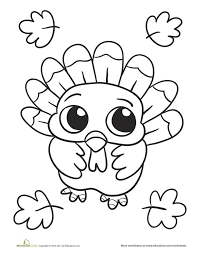 Coloring : Coloring Pages Endearing Thanksgiving And Puzzles ...
