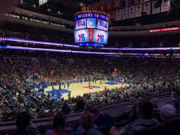 Wells Fargo Center Cadillac Club Seating Chart Has Wait Service At Wells Fargo Center
