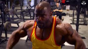 johnnie o jackson shoulders workout motivation