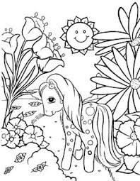 51492f3b0e6739b7c0df2c9f1581eea1 flower coloring pages colouring pages 9 mandalas para colorear e imprimir de animales (6) pinteres on brony coloring book