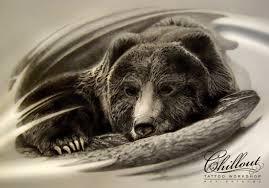 фото тату медведь 36 картинок забавник
