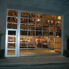 glass garage doors restaurant. 1 Glass Garage Doors Restaurant