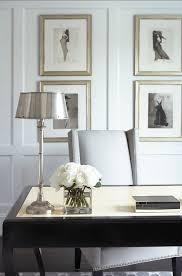 Elegant home office room decor Classic Elegant Home Office Glamorous Living Home Office Design Home Office Home Pinterest Elegant Home Office Glamorous Living Home Office Design Home