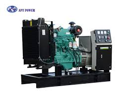 3 Phase 25kVA 20kW Electric Diesel Generator Engine Home Backup