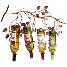 great hanging wine glass racks for saving space