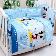 bedding cribs luxury neutral lolli living animal print toy bag oval mickey mouse crib sets reversible