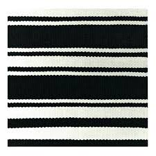 striped outdoor rug navy blue black and white patio stripe gray