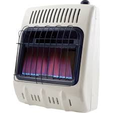 free mr heater natural gas vent free blue flame wall heater
