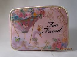 cosmetic bags too faced bags mary kay bags