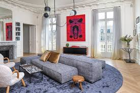 Latest trends living room furniture 2019 View In Gallery Having Sofa In The Middle Of The Living Room Is The Latest Trend Thumb 630xauto Trendir Having Sofa In The Middle Of The Living Room Is The Latest Trend