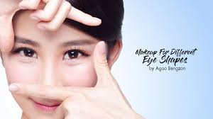 the eyes have it makeup for diffe eye shapes categories make up