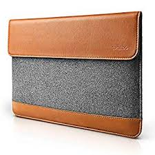 tomtoc Slim Laptop Sleeve for New MacBook Air 13 ... - Amazon.com