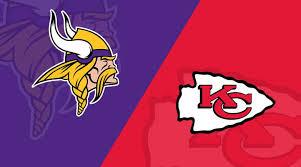 Minnesota Vikings At Kansas City Chiefs Matchup Preview 11 3