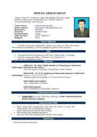 Free Resume Format Download Lcysne Com