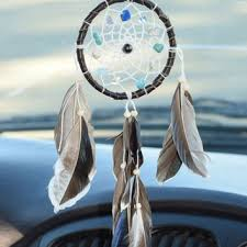 Dream Catcher For Car Mirror Delectable Shop Car Mirror Charm On Wanelo