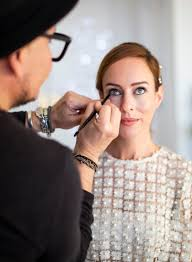 sydne style shows new years eve makeup ideas with mary kay