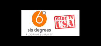 six degrees vinyl flooring is made in usa