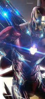 iPhone 11 Pro Iron Man Wallpapers ...