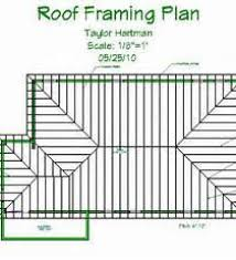 Small Picture Roof Framing Plan Closeup Roof Framing Plan Swawou