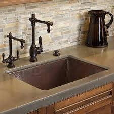 Native Trails 24 X 18 Cocina Undermount Kitchen Sink Antique