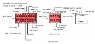 wiring diagram 2002 ford explorer xlt ireleast info 2002 ford explorer xlt radio wiring diagram 2002 automotive wiring diagram