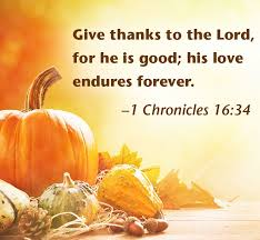 Thanksgiving Quotes In The Bible