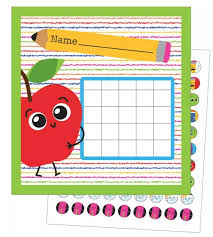 Reward Chart With Stickers School Tools Select Potty
