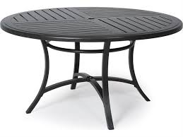round dining table with umbrella hole