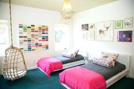 twin beds for teens. Beautiful Twin Girls Bedroom With Twin Beds Captivating For Teens  Eclectic Kids New   On Twin Beds For Teens
