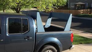 Pickup Truck Lumber Rack - YouTube