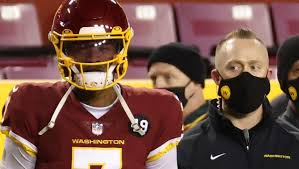 Haskins, formerly of the washington football team, has agreed to sign a reserve/futures contract with the pittsburgh steelers after he had a visit with the team thursday, according to nfl network. Washington Dwayne Haskins Potentially Will Do Battle Over More Than 4 2 Million Profootballtalk