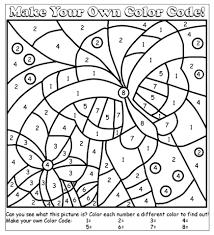 Scarica E Stampa Disegni Da Colorare Con Numeri Disegni Da Colorare