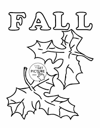 Small Picture Preschool Leaves Free Printable Desi Free Fall Leaves Coloring