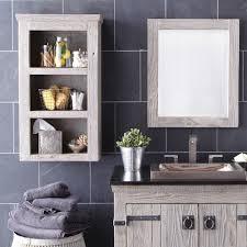 Americana Hutch Reclaimed Wood Bathroom Furniture   Native Trails