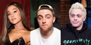 Pete Davidson Ariana Grande Tattoo Pete Davidson Alters Ariana