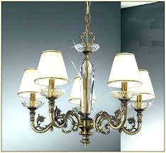 used chandelier