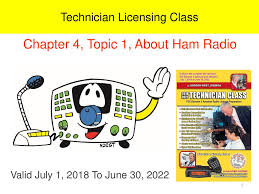 Fcc Frequency Chart 2018 Technician Licensing Class Ppt Download