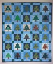 Detail - Pine Tree Quilt by Peggy Nagle, Elora, Ontario | Quilts ... & Pine Tree Quilt by Peggy Nagle, Elora, Ontario Adamdwight.com