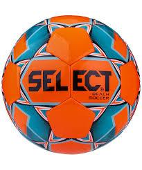 <b>Футбольный мяч</b> Select Beach Soccer,5 размер,оранжевый ...