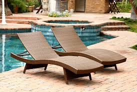 resin wicker chaise lounge.  Resin Amazoncom  Abbyson Palermo Outdoor Adjustable Wicker Chaise Lounge Set  Of 2 Brown Garden U0026 In Resin Lounge A