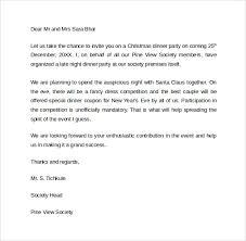 Formal Dinner Invitation Sample Formal Invitation Letter For Dinner Invitation Templates