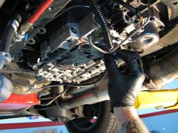 installing tci s ez tcu late model gm transmission controller we replaced it a standard valve body to regain full use of the automatic transmission and to