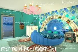 Mermaid Room Decoration Mermaid Bedroom Set At Little Mermaid Baby Room  Ideas