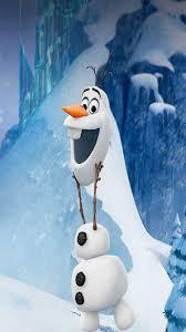 43+] Disney Frozen Olaf Wallpaper on ...